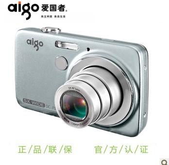 Aigo patriot f580 household digital camera hd pixels