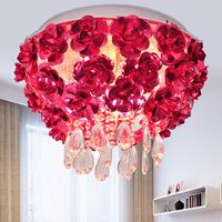 Romantic led lighting individuality brief fashion led modern ceiling light bedroom lights living room lights lamps