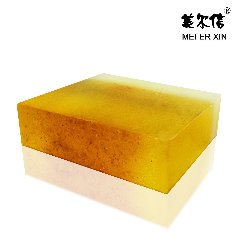 oil handmade soap moisturizing whitening blemish face soap yellow soap ...