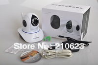 Free Shipping VStarcam T7838WIP Plug&Play  P2P camera  1.0MP 720P mini camera ip camera security camera system with software