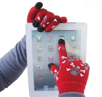 Capacitive Touch Screen Gloves Hand Warmer for Smartphone iPhone iPad