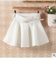 Wholesale longan grid fashion girl's bud skirt ,six colors white ,black,red,violet blue,green women skirts