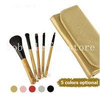New 2013 PUPA Brand Professional Makeup Tools 5pcs High-grade Facial Beauty Makeup Brush Set  #5123