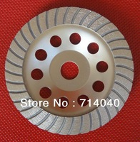 """Free shipping, 9"""" 230mm cup grinding wheel, diamond grinding tools for concrete,marble,granite, factory price"""