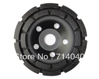"7"" concrete diamond grinder cup wheel 180mm, grinding discs tools for concrete,marble,granite, factory price"