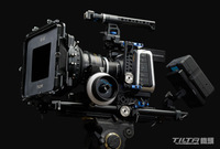 2014 Time-limited New Tilta 19mm Pro Shoulder Rig for Blackmagic Cinema Camera Cage + Dual Follow Focus 4*5.65 Matte Box Bmcc
