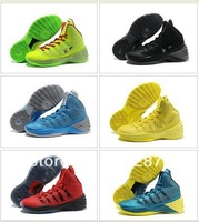 2013 Free Shipping ! Wholesale Famous  Hyperdunks Men's Sports Basketball Shoes Trainers shose Athletic sport shoes