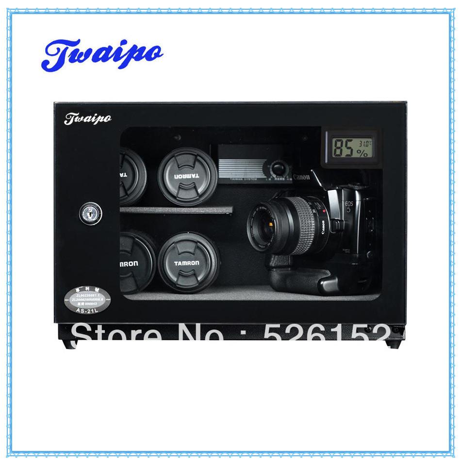 TWAIPO AS-21L(21L) Electrical dehumidify dry box for dslr(China (Mainland))