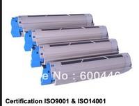 FREE Shiping! compatible Color toner cartridge Used for OKI C710,C711, BK/C/M/Y ,4 pcs /lot  premium quality