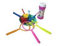 Free shipping Nostalgic child bubble wand toy bubble gun bubble water