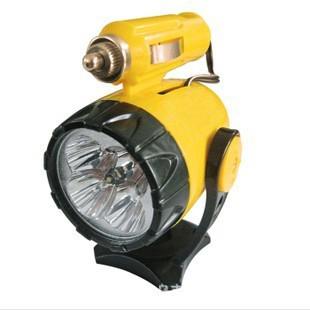 Car cigarette lighter work lamp mini maintenance of light 5 led trouble light 12v magnet type emergency light