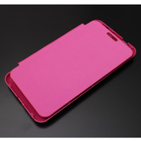 Battery housing case for ZTE U807  Flip Leather cover case with retail package,1pcs/lot+free shipping