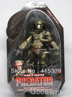 "NECA Predator Series Classic Jungle Hunter 25th Anniversary Version 8"" Action Figure Toy Free Shipping"