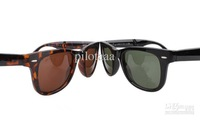 men and women sunglasses 4105 folding  glasses choice of colors