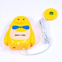 Baby wet reminder with switch baby wet alarm sensor