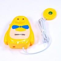 Baby wet reminder with switch baby wet alarm sensor