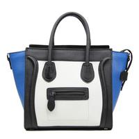 smiley bag genuine leather Smile face handbags designers brand for women fashion bag women's cowhide cross-body handbag