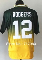Free Shipping cheap jerseys -#12 Aaron Rodgers Drift Fashion II Elite Jerseys  America Football Jersey best