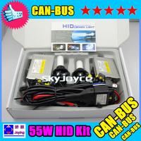 Slim 55W X5 HID CANBUS kit H4 4300K  6000K 8000K 10000K  Fast start Super bright