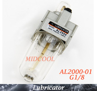 Source Treatment Unit Pneumatic Lubricator AL2000-01 G1/8 ,AL2000 series air Lubricator