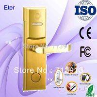 Electronic hotel card door lock  ET106RF