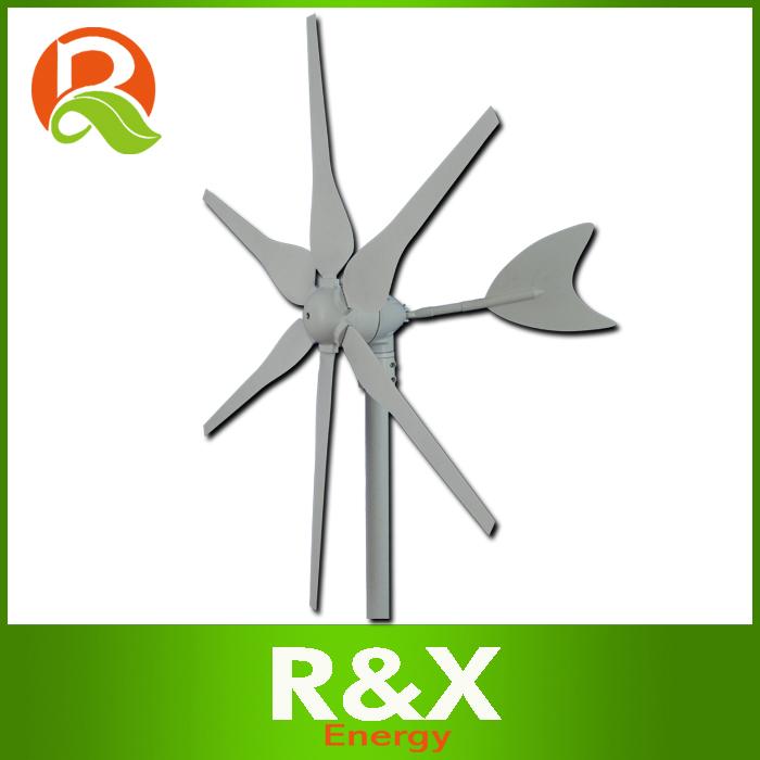 Turbine wind generator buy wind generator wind turbine generator 12v - Horizontal Axis Wind Turbine 300w Wind Generator With 6