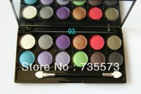 6pcs/lot New eyeshadow 12 colors eye shadow palette free shipping!!!