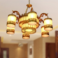 Chinese style pendant light classic lamps living room lights restaurant lamp fashion modern restaurant lights lighting
