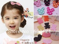 Free Shipping 100pcs Hair Style Posted Magic Belt Girls Hair Bands for Women, Girls and Children