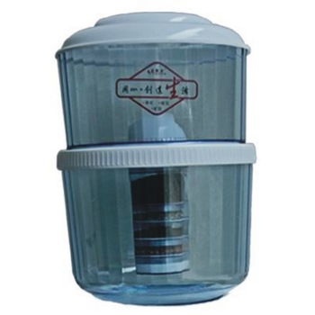 Yanerwo p01 household water purifier water dispenser water bucket filter bucket purification bucket 5 filter cartridge