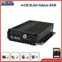 Standalone DVR 4 channel H.264 D1 Video Surveillance Video Recorder Security CCTV DVR