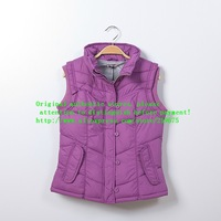 FS new 2014 autumn and winter cotton  warm vests Korean winter classic women winter coat wholesale MJ001
