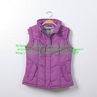 FS new 2014 autumn and winter cotton  warm vests Korean winter classic women winter coat wholesale MJ001