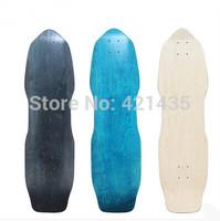 Canadian maple board fashional Brush Street Fish highway travel long board four small Longboard skate board