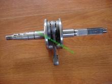 Scooter Parts Crankshaft (12mm pin) for Keeway Hurricane 50 Focus F-act 50 Flash 50 Matrix 50 RX8 RY8 50 Vento ZIP 208100.022000(China (Mainland))