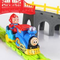 2014 new Trains Thomas set electric rail train toy RC Trains free shipping