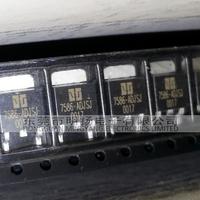 AMC7586-ADJSJT 7586-ADJ TO-252 3A Low Dropout Regulator 50PCS/lot Free shipping