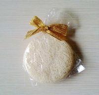 FREE Shipping Natural Loofah Loofa Luffa Scrub Pad Spa Bath Shower Sponge Exfoliator Hot Sale