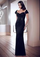Вечернее платье Terenec Bridal vestido amarelo cap EP15