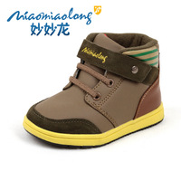 Children shoes fashion children shoes male fashion sneaker medium cut fashion sports children shoes md863