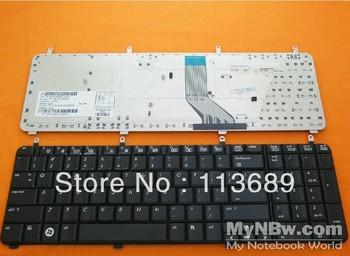 NEW for HP Pavilion dv7 dv7-2000 dv7-2100 dv7-3000 US laptop keyboard