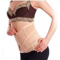 Drawing abdomen belt maternity postpartum corset belt maternity supplies gauze waist belt kummels