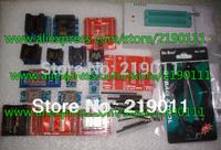 20ADAPTERS+ V6.0  MiniPro TL866 Programmer TL866CS USB Universal Programmer + 13143 chips