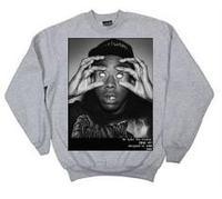 Fashion wear Hype means nothing tyler the creator ofwgkta sweatshirt