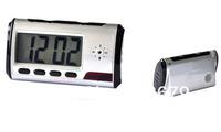 1pc new Digital Clock Spy Hidden Camera DVR USB Motion Alarm Video Audio Recorder 812 FreeShipping