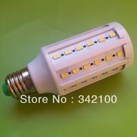 2014 Low Price 60pcs Led Corn bulb E27/E14/B22 5630 SMD 60led 15W 1500LM Warm/ Cool White
