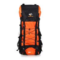 Professional Waterproof Backpack Mountaineering Bag Outdoor Super Large Capacity Travel Backpack