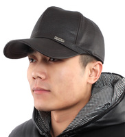Male the elderly hat winter outdoor sports cap baseball cap fashion hat for man