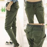 Free shipping tops big size XXXL XXXXL 5XL XXXXXL 2013 New clothing harem pants casual long trousers famous brand hot