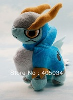 Plush toys Pokemon COBALION dolls Cuddly gifts baby dolls Stuffed anime toys Christmas Gifts 10pcs/lot